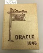 Yb704 Garden City Long Island Ny Adelphi College 1945 Yearbook The Oracle