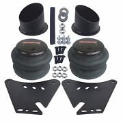 Front Air Suspension Bags And Brackets For 1955-57 Chevy Passenger Bel Air 150 210