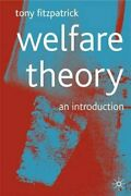Welfare Theory An Introduction By Fitzpatrick, Tony Paperback Book The Fast