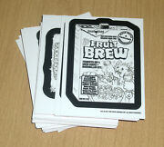 2017 Topps Wacky Packages Old School 6 Os6 23-card Pencil Art Lot