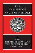 The Cambridge Ancient History By P. Mack Crew English Hardcover Book Free Ship