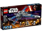 Lego 75149 - Star Wars - Resistance X-wing Fighter - Brand New