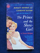 The And The Showgirl - Signed By Terrence Rattigan To His Publisher