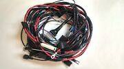 1963 Corvette Engine Starter Wiring Harness With Ac Air Conditioning