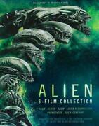 Alien 6 Film Collection New Blu-ray Disc