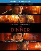 The Dinner New Blu-ray Disc