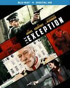 The Exception New Blu-ray Disc