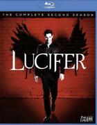 Lucifer The Complete Second Season Used - Very Good Blu-ray Disc