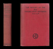 Bewsher The History Of The 51st Highland Division 1914-1918 Somme Arras Ypres