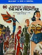 Justice League The New Frontier Used - Very Good Blu-ray Disc