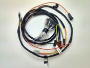 1967 67 Chevelle El Camino Engine Wiring Harness Hei Gauges 307 283 327 350 Ss
