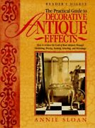 Practical Guide To Decorative Antique Effect By Sloan Book The Fast Free