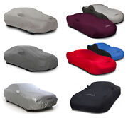 Coverking Custom Vehicle Covers For Alfa Romeo - Choose Material And Color