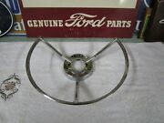 1959 Ford Fairlane Or Galaxie Horn Ring Full Size