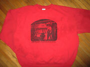 Southern Ohio Forge And Anvil Sweatshirt Beatup Stained Blacksmithing Metalwork Xl