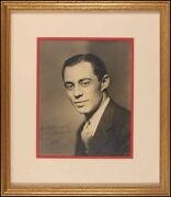 Richard Rodgers Composer Early Signed Photograph To Clifton Webb Actor