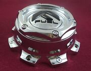 Fuel Wheels Chrome Custom Wheel Center Cap 1004-10 1
