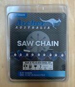 24 Archer Chainsaw Chain 3/8 Pitch Full Chisel Skip Tooth .050 Gauge 84dl