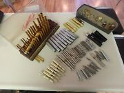 Huge Lot Featherweight Fishing Rod Ferrules Western Grinders New Old Stock