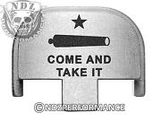 Rear Slide Plate For Smith Wesson Sandw Sd9 Sd40 Ve 9mm 40andnbspsl Come Take Cannon 2
