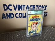 Archieand039s Madhouse 1 Cgc .5 Qualified Off-white To White Pages Freshly Graded