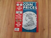 Coin Prices Guide - January 1977 Standard Guide To All U.s. Coin Values
