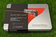 Lasermax Guide Rod Red Sight Laser Beretta 92 96 And Taurus Pt 92 99 100 Lms-1441