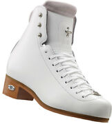 New Riedell Skating Boots 910 Flair 70 Support Level Single And Double Jumps