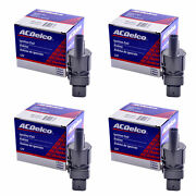Set Of 4 Acdelco Bs-c1512 Ignition Coil For Buick Cadilac 05-17