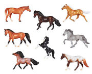 Breyer Stablemate 1/32 Lot Of A Set Of All 8 Of The 2018 Releases Nip
