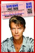 David Bowie I Was There By Neil Cossar English Paperback Book Free Shipping