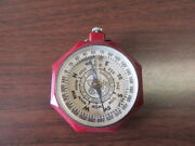 Taylor Boy Scout Compass 1930-40and039s Works  C16