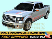 Compatible With 2011 Ford F-150 Harley Davidson Truck Decals Graphics Stripes