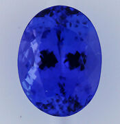 Natural 3.84ct Tanzanite Expertly Faceted In Germany +certificate Included