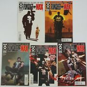Untold Tales Of The Punisher Max 1-5 Vf/nm Complete Series Marvel Comics 2 3 4