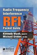 Radio Frequency Interference Pocket Guide By Kenneth Wyatt English Spiral Book
