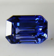 1.72ct Blue Sapphire Natural Colour -expertly Faceted In Germany+cert Included
