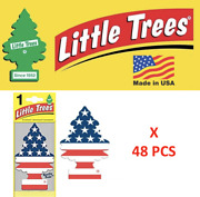 Freshener Vanilla Pride 10945 Little Trees Made In Usa Pack Of 48