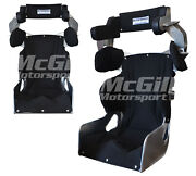 Ultra Shield Adult Full Containment Race Seat + Black Cover Size 15 Ultrashield