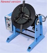 50kg Duty Welding Positioner Turntable Timing With 300mm Chuck 220v /110v A Qh