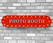 39 Photo Booth Pictures Photos Pics Vintage Rustic Metal Marquee Light Up Sign