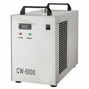 Industrial Water Chiller Cw-5000ag For Single 80w Co2 Laser Tube Cooling 220v Sn