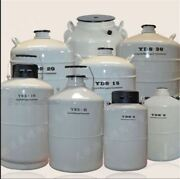 With Protective Sleeve Brand New 50l Liquid Nitrogen Cryogenic Container Ln2 Cu