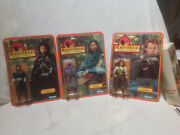 Robin Hood Of Thieves-3 Action Figures-kenner 1991-azeemsheriff