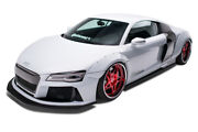 Af Signature Series Wide Body Kit Gfk - 8 Piece For 2008-2015 R8