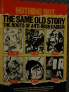 Nothing But The Same Old Story Roots Of Anti-irish ... By Curtis, Liz Paperback