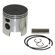 Mercury Wiseco Piston Kit .040 30/40 And 50/60 Hp 3 Cylinder Bore Size 3.032