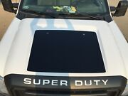 2011-2016 Ford Super Duty Vinyl Lettering Decals Stickers Graphics