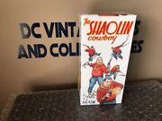 The Shaolin Cowboy 14 Inch Vinyl Collectible Action Figure Wednesdayandrsquos Finest