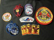 Robert E. Lee And Heart Of America Council Patch And Mug Lot  Eb08